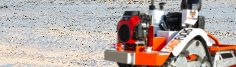 Strand- und Badeseesandreinigung Strandreinigung Sandreinigung Sand reinigen