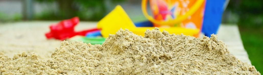 Sandfuchs Sandreinigung, wir reinigen Ihre Sandfläche